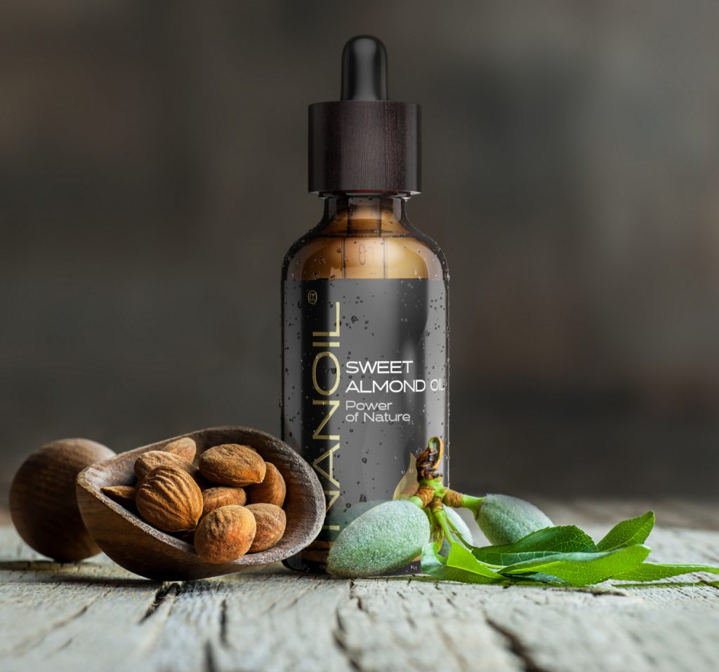 Nanoil almond oil